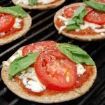 Skinny Margherita Pizza