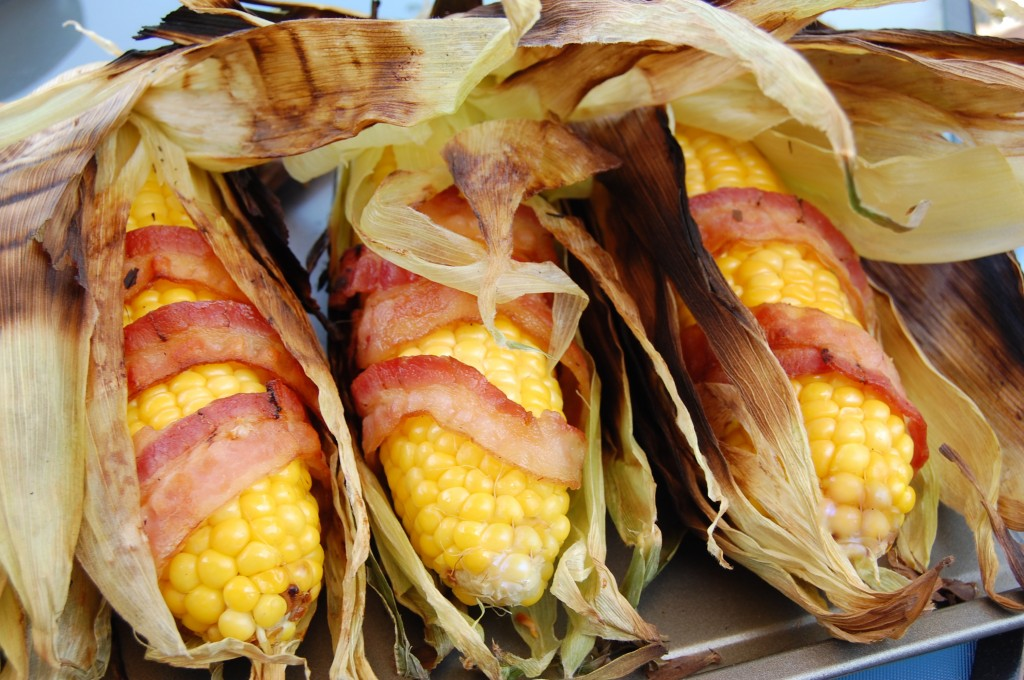 Bacon Corn On the Cob