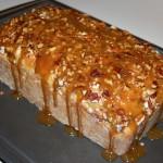 Apple Praline Bread