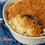 Cougar Mac & Cheese with Dungeness Crab