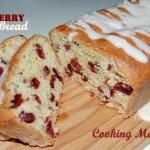 Cranberry Orange Nut Bread