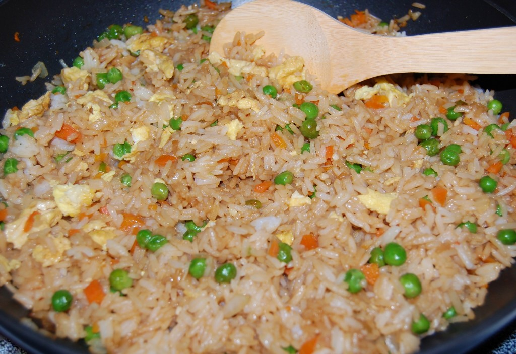 Stir Fried Rice | Cooking Mamas
