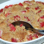 Overnight Strawberry French Toast Casserole