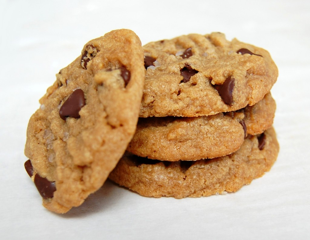 Flourless Peanut Butter Cookies (2)