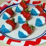 Star Spangled Strawberries