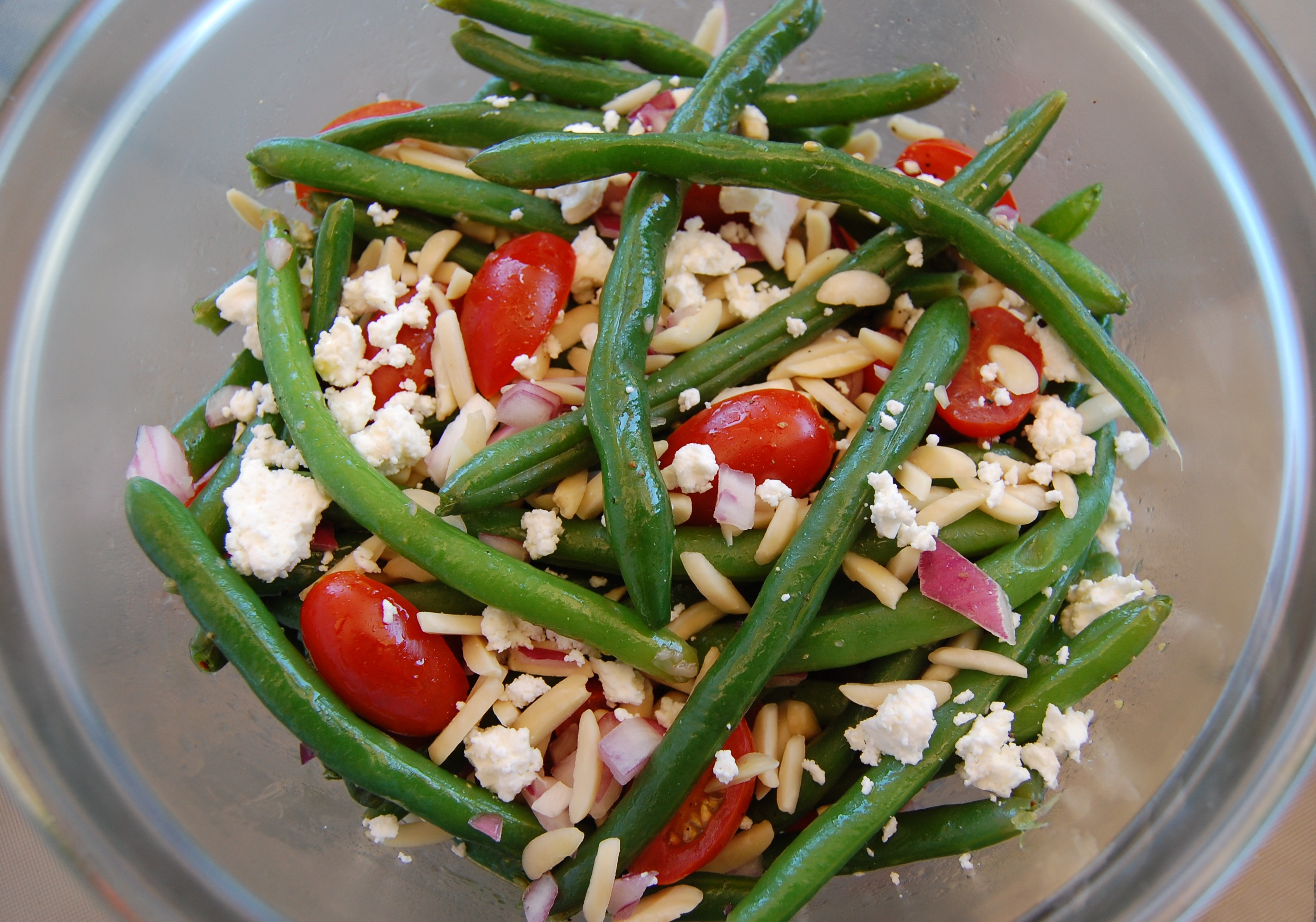 Mexican Green Bean Salad Recipe — Dishmaps