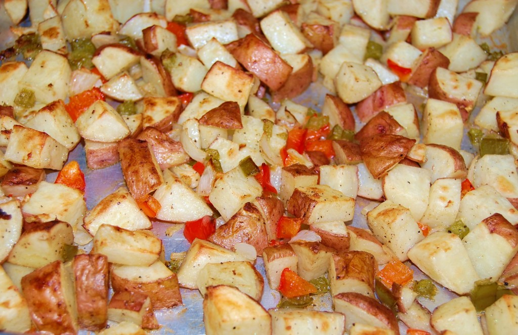 Roasted Country Potatoes