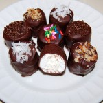Marshmallow Bon Bons