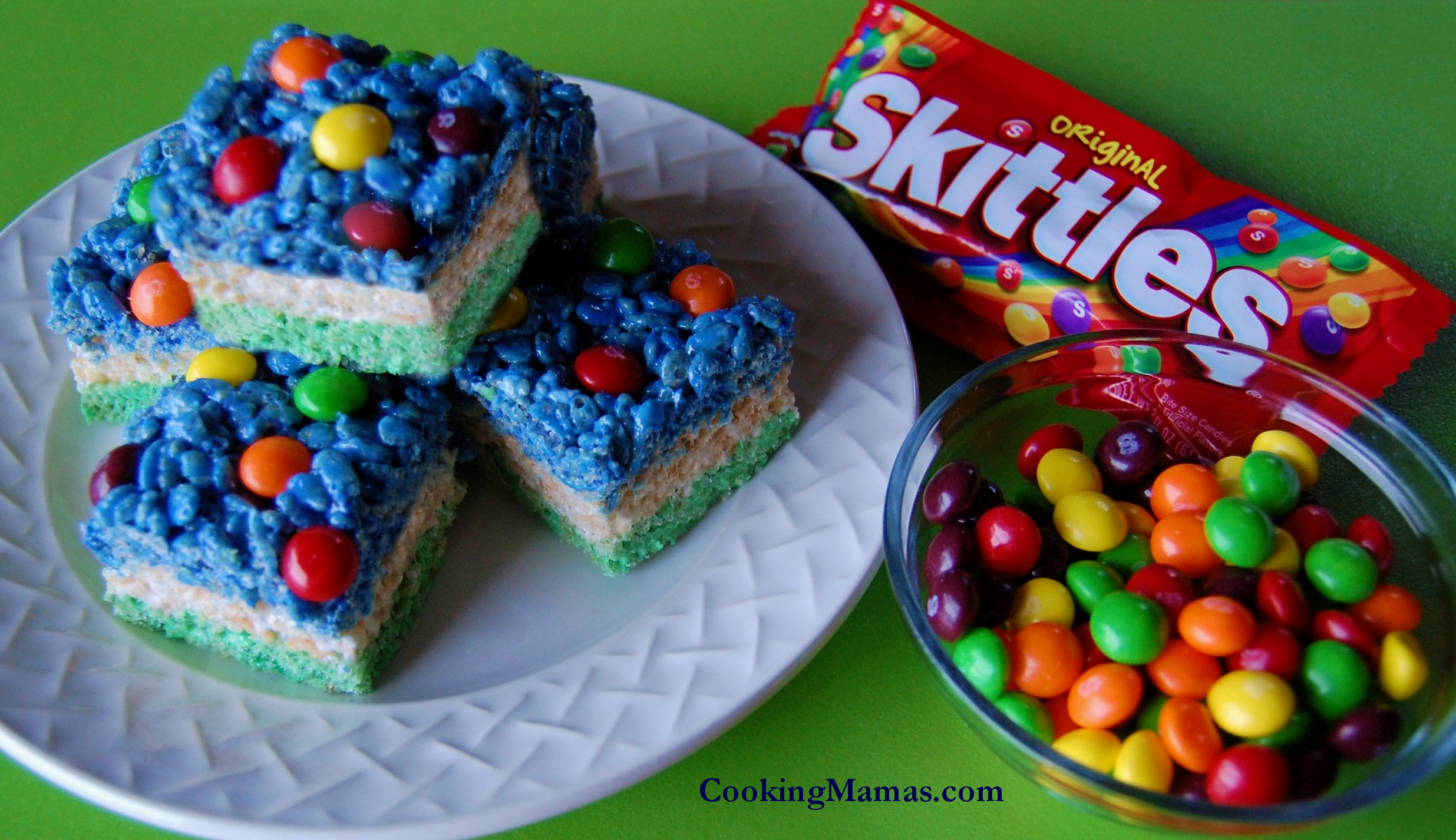Seahawk Beast Mode Rice Krispies Treats | Cooking Mamas
