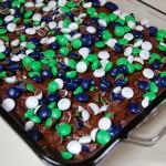 Seahawk Brownies