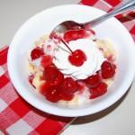Cherry Cake Dessert