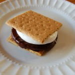 Peppermint Patty S'mores