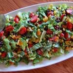 Southwest Chop Chop Salad