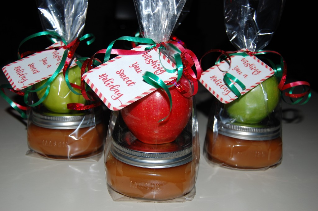 Salted Caramel Apple Gifts