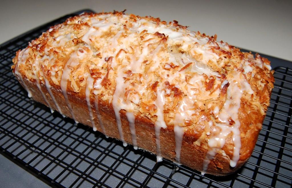 Jamacian Banana Bread