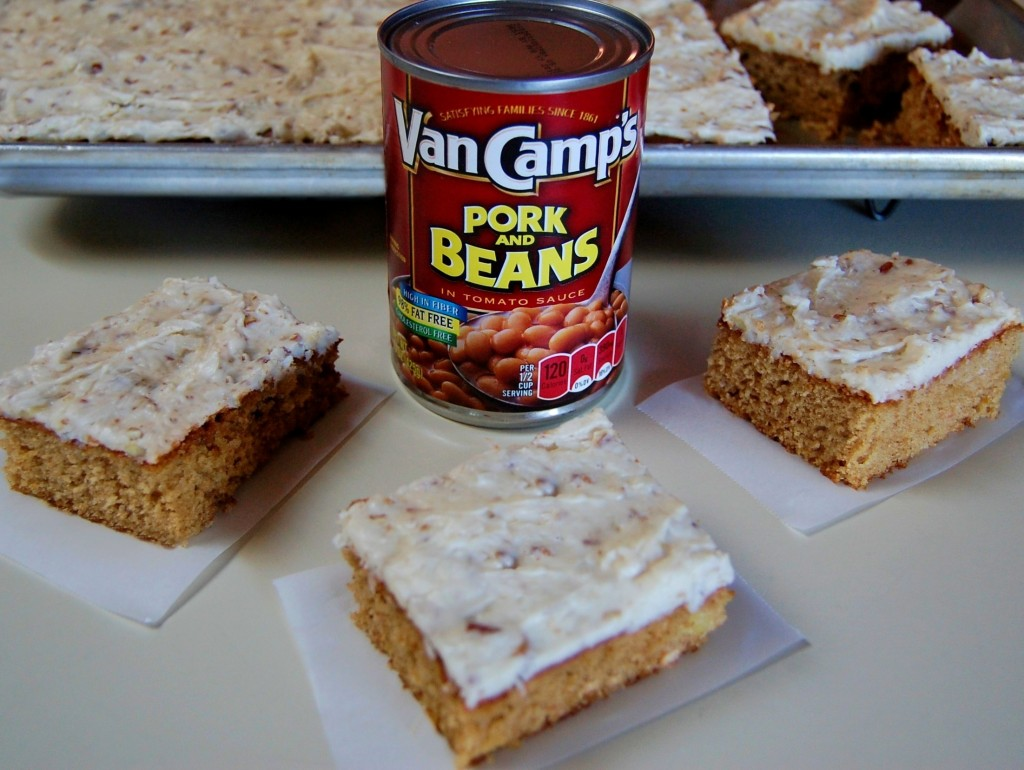 Pork and Bean Bars