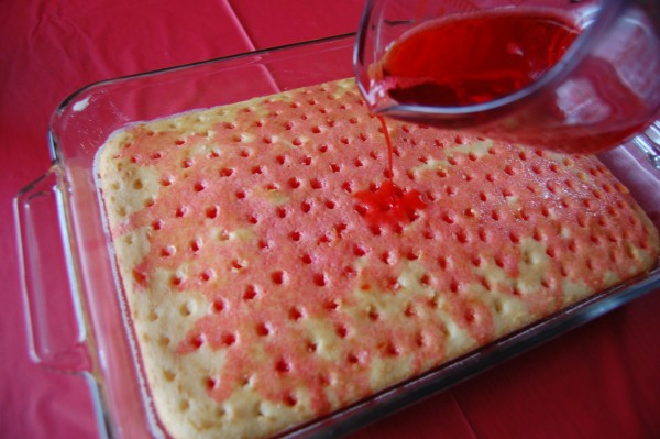 Recipe of jello cake