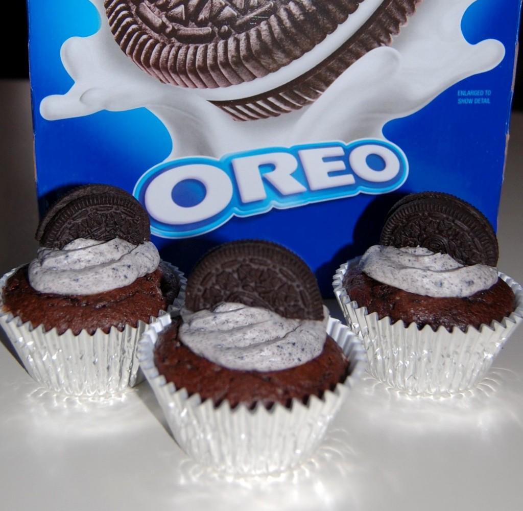 Ultimate Oreo Cupcakes