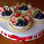 Fruit Tarts