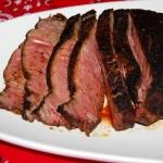 Cowboy Steak with Coffee Rub