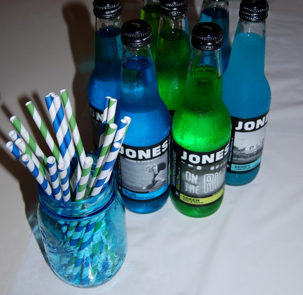 Seahawk Jones Soda