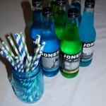 Seahawks Themed Sodas