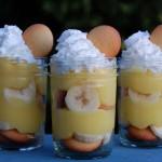 Mason Jar Banana Pudding Trifles