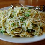 Bowtie Pasta with Broccoli