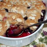 Grape Cobbler