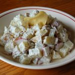 Salt and Vinegar Potato Salad
