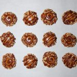 Turtle Thumbprint Cookies