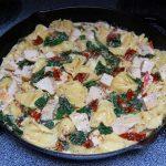 Tuscan Chicken Tortellini