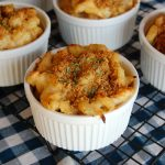 Crab Mac and Cheese