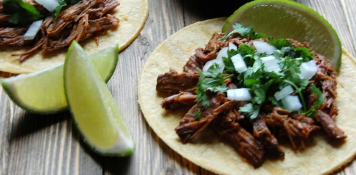 Slow Cooker Shredded Mexican Beef