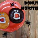 Donut Monsters