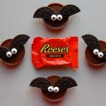 Reeses Peanut Butter Oreo Cookie Bats