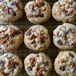 Sea Salt Chocolate Chip Pretzel Cookies