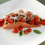 Bruschetta Salmon