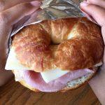 Ham & Swiss Croissants