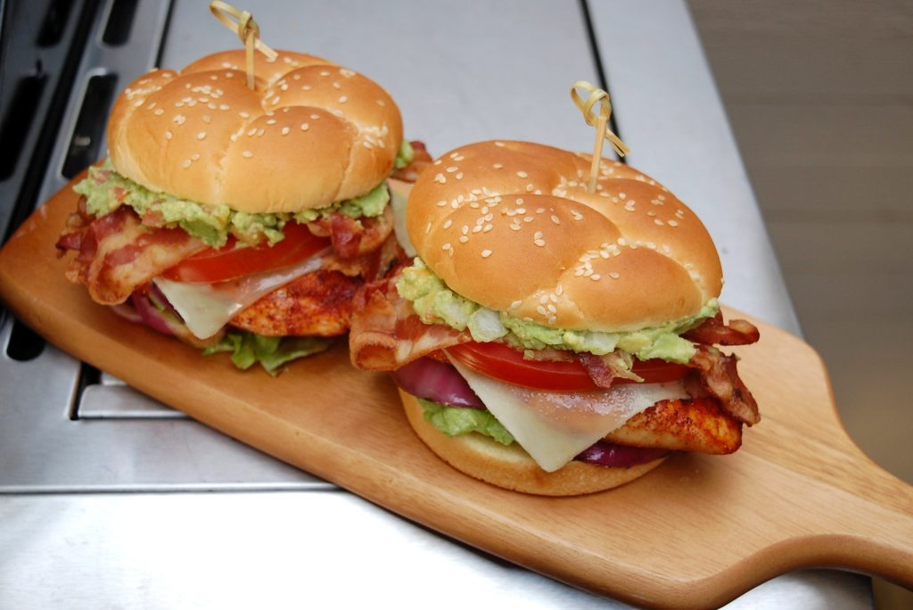 Ultimate Grilled Chicken Burgers Cooking Mamas